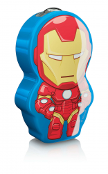 PHILIPS IRON MAN Latarka 71767/35/16
