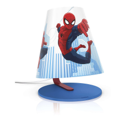 PHILIPS MARVEL SPIDER-MAN Lampa stołowa 1x4W SELV 71764/40/16