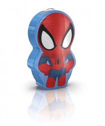 PHILIPS SPIDER-MAN Latarka 71767/40/16