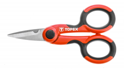 TOPEX 32D414 Nożyce do kabli 144 mm