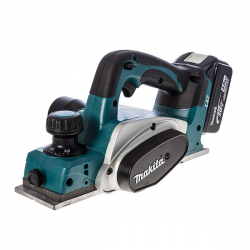 MAKITA Akumulatorowy strug do drewna 18V DKP180RMJ